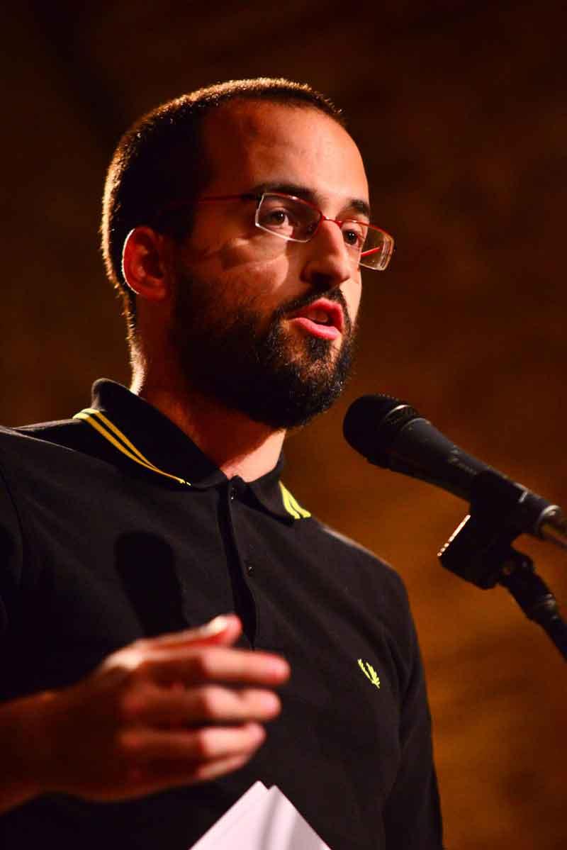 David Jaraba (Saragossa)