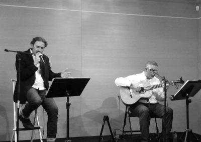David Vid y Enric Casado