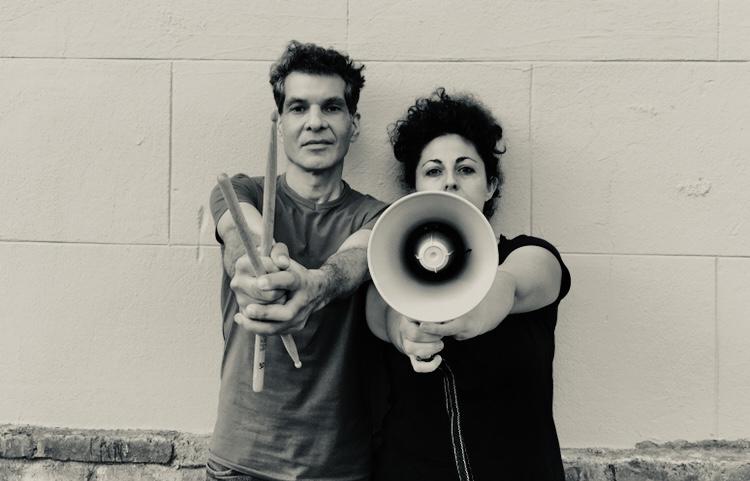Pia Sommer e Iván Molina